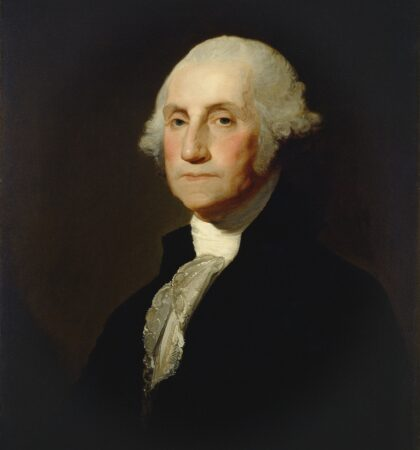 George,Washington,,By,Gilbert,Stuart,,C.,1803-05,,American,Painting,,Oil